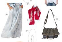 Ninas clothes