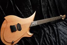 Guitarras / by JORGE ALVAREZ