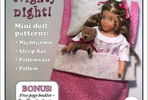 6 Inch Mini American Girl Doll Clothes & Accessories
