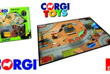 CORGI / Los famosos modelos Corgi han capturado la imaginación de millones de niños, y se han convertido, en codiciados modelos de coleección.