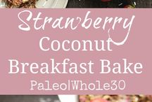 Paleo Whole30 / Paleo and Whole 30 compliant recipes l dairy free l gluten free