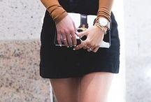 Women's fashion.