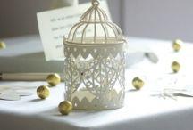 Tealight Bird Cage