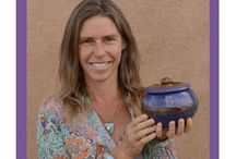 Meet Your Pottery Artist / Look behind the scenes throwing at the wheel and hand building process