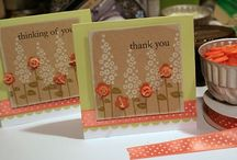 card making / by Mickie White-Bennett