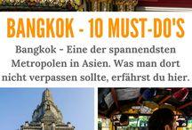 Bangkok Tipps und Sehenswürdigkeiten