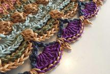 Accesorios de lana o hilo