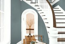 Different colors for rooms