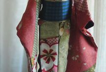 Dolls in kimono