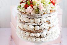 Hochzeitstorten / Inspiration für tolle Hochzeitstorten – kuratiert von Frau Schön