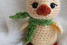 animali crochet amigurumi