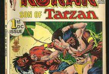 Tarzan misc