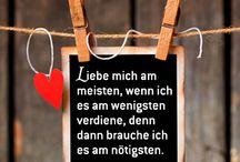 Wahre Liebe...