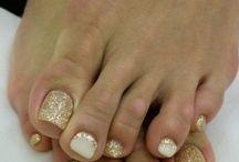 toe art