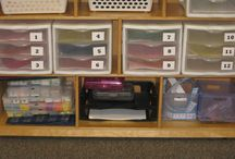 math centers / by Miss Lowman