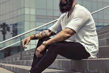 Beard fashion