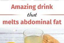 burning abdominal fat