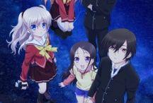 Charlotte / Um dos melhores animes que já assisti ♥♥