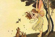 Fairies' Ida Rentoul Outhwaite