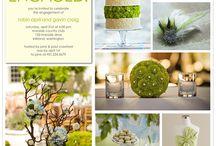 Bridal Shower ideas / by Annie Parker