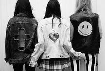 Punk & Grunge / Punk & Grunge in fashion & beauty