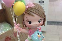 pasta boneca menina