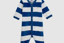 pijamas de bebé (niños)