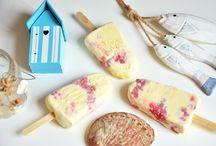 Glaces - Ice Creams / Recette de Glaces - Ice Creams recipes