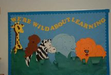 wild about learning / by Mike Sheri Bryan