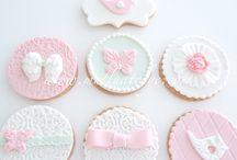 şeker kurabiyeleri
