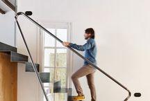 escalier droit tous types