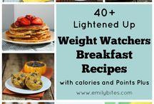 recipes - weight watchers