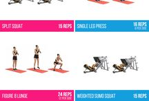 New workout circuits