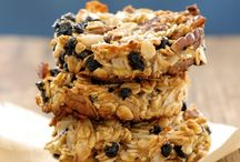 Gluten free granola and bars (includes paleo and vegan) / by Lisa Fox
