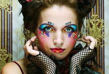 CARNIVAL ;) / Maschere, costumi, trucchi e travestimenti per la festa più divertente di tutto l'anno: il CARNEVALE!