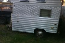 Thelma n Louise Travel trailer