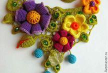 Crochet byTatyana Potemkina