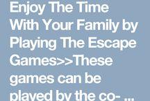 Live escape room games