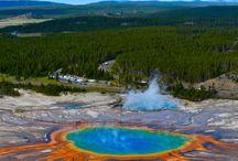 Travel Plans: Yellowstone