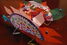 Preschool Dinosaur Theme / by Brittney Edwards