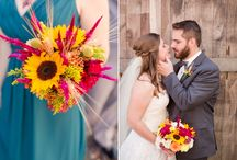 Wedding Flowers / by Claire Berlin