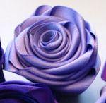 Flowers - Ribbon & Lace