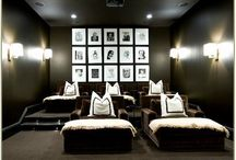 theater room / by Colly Golightly