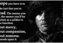 Band Of Brothers quotes / Easy compagnie men