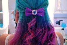 Inspirações cabelo