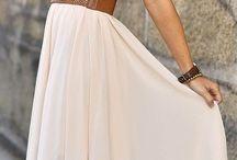 robe épaules nues