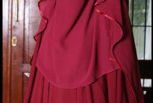 nigab dress