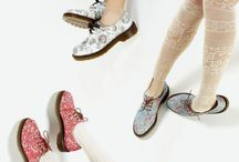 Shoes Go On Feet / by Macy A