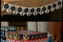 RJ's Sports Theme Baby Shower / by Angie Andrade
