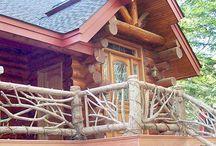 adirondack railings